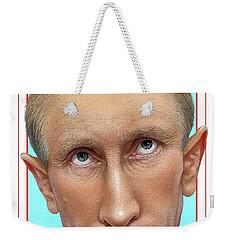 Putin 2016 Weekender Tote Bag