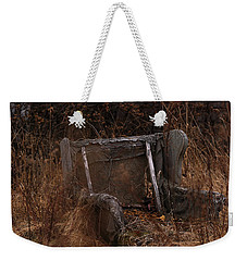 Putting Down Roots Weekender Tote Bag by Susan Capuano