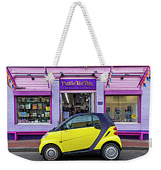 Weekender Tote Bag featuring the photograph Puzzle Me This by Paul Wear