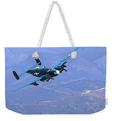 Pv-2 Harpoon At Salinas Weekender Tote Bag