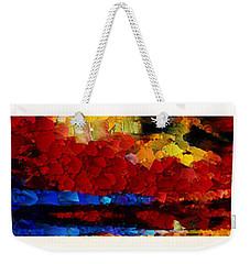 Q - A R T  Weekender Tote Bag