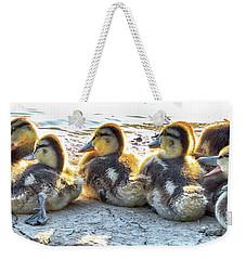 Quacklings Weekender Tote Bag