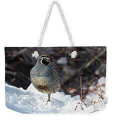 Quail Hollow Weekender Tote Bag by Scott Warner