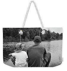 Quality Time... Weekender Tote Bag