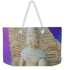 Quan Yin Royal Ease Pose Weekender Tote Bag
