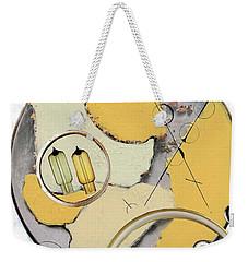 Quantom Physics Weekender Tote Bag by Michal Mitak Mahgerefteh