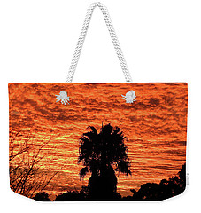 Weekender Tote Bag featuring the photograph Quantum Flux by Mark Blauhoefer