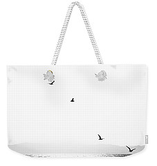 Quartet Weekender Tote Bag