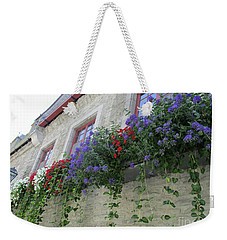 Quebec City 49 Weekender Tote Bag