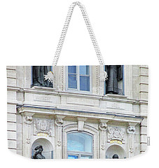 Quebec City 76 Weekender Tote Bag