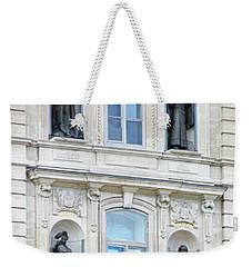 Quebec City 76 Weekender Tote Bag