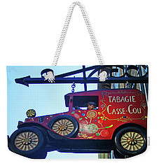 Quebec City Detail 15 Weekender Tote Bag