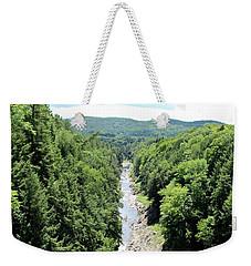Quechee Gorge Weekender Tote Bag