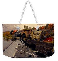 Quechee Vt Weekender Tote Bag