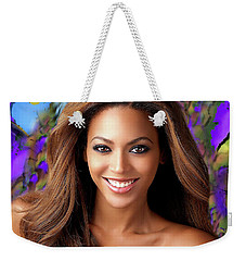 Queen Beyonce Weekender Tote Bag