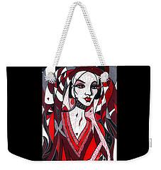 Queen Weekender Tote Bag