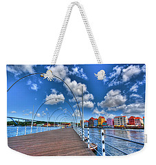 Queen Emma Bridge Weekender Tote Bag