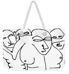 Queen Kill  Weekender Tote Bag