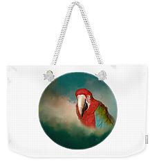 Queen Of Her World Weekender Tote Bag