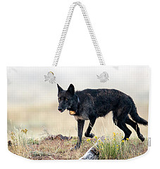 Queen Of Lamar Valley Weekender Tote Bag