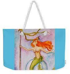 Queen Of Staves, Milandra Weekender Tote Bag