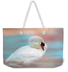Queen Of The Lake Weekender Tote Bag