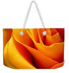 Queen Rose Weekender Tote Bag