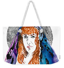 Queen Sof The Universe  Weekender Tote Bag