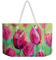 Queendom Weekender Tote Bag