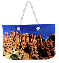 Weekender Tote Bag featuring the photograph Queens Garden by Norman Hall