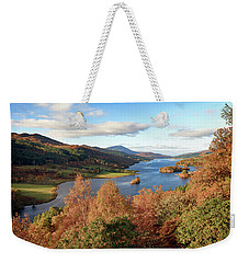 Queens View Weekender Tote Bag