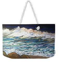 Queensland Beach After A Storm Weekender Tote Bag by Rae  Smith