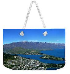 Queenstown New Zealand Weekender Tote Bag