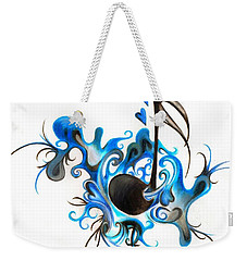Quenched By Music Weekender Tote Bag