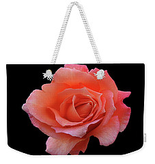Weekender Tote Bag featuring the photograph Querida by Mark Blauhoefer