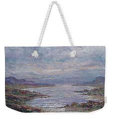 Quiet Bay. Weekender Tote Bag