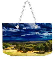 Quiet Before The Storm Weekender Tote Bag by Douglas Barnard