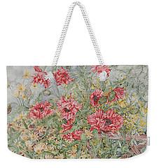 Quiet Corner Weekender Tote Bag by Kim Tran