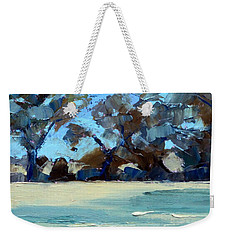 Quiet Fields Weekender Tote Bag