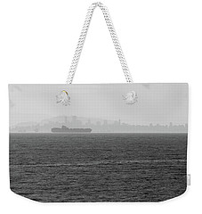 Quiet Giants Weekender Tote Bag