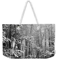 Quiet In The Mist  Weekender Tote Bag