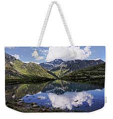 Quiet Life Weekender Tote Bag by Annie Snel