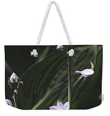 Quiet Life Weekender Tote Bag