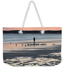 Quiet Light Weekender Tote Bag