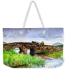 Quiet Man Bridge Ireland Weekender Tote Bag