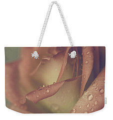 Quiet Precious Weekender Tote Bag by The Art Of Marilyn Ridoutt-Greene