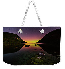 Quiet Reflection Weekender Tote Bag