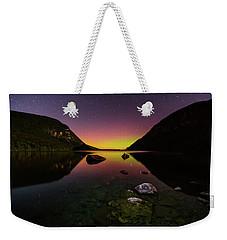 Quiet Reflection Weekender Tote Bag