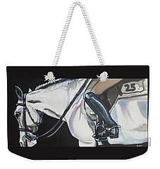 Quiet Ride Weekender Tote Bag