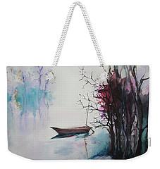 Quiet Waters Weekender Tote Bag
